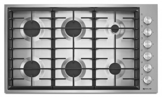 "Jenn-Air 36"" Gas Cooktop"