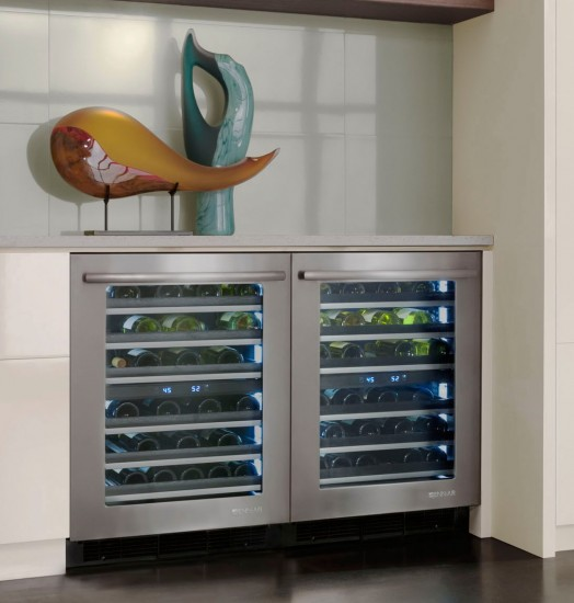 Jenn-Air Under Counter Wine Cellars & Beverage Centers