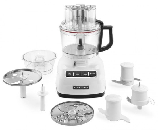 KitchenAid 13cup Exact Slice Food Processor With Dicing Kit Page