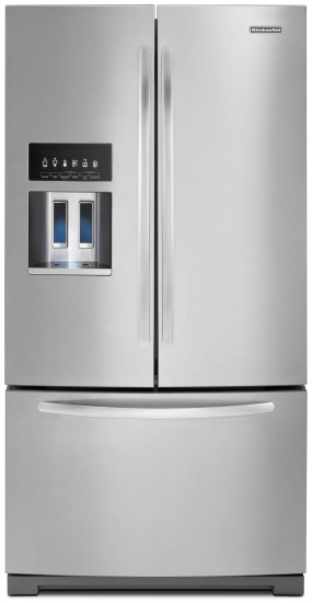 KitchenAid Platinum Interior Refrigerator