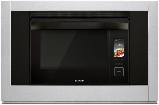 Sharp Announces Supersteam+ Combination Steam And Convection Oven